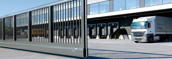 Industrial Doors, Hinge Doors and Loading Technology