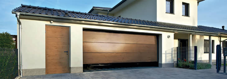 Garagentor modern  Garage doors from Hörmann | High-quality garage doors from the ...