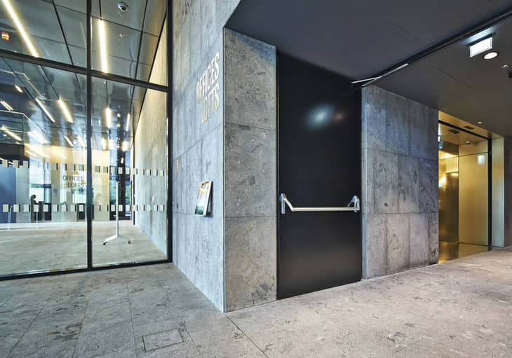 Steel And Stainless Steel Doors Sts Stu Hoermann Ae