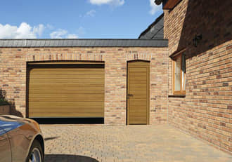 Garage modern holz  Garage doors from Hörmann | High-quality garage doors from the ...
