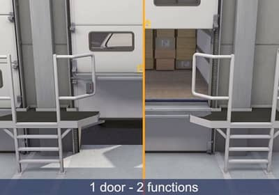 Hörmann loading technology | Dock levellers, door systems & seals